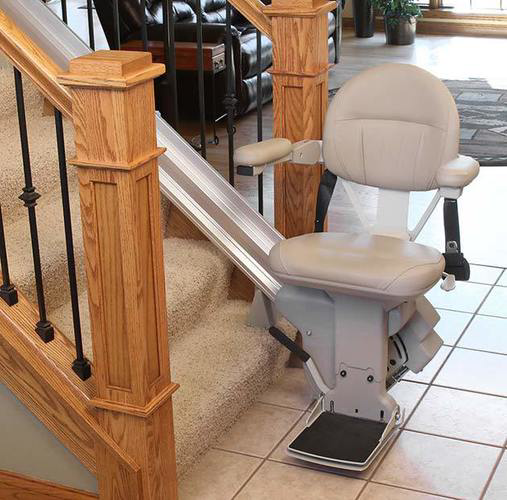 Bruno Elite Straight Stair Lift, Stair Lift, Chair Lift