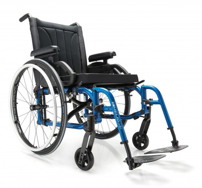 Wheelchair, Motion Composites Helio A7