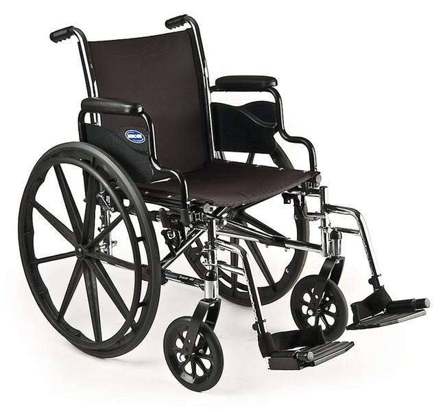Wheelchair, Invacare Tracer SX5