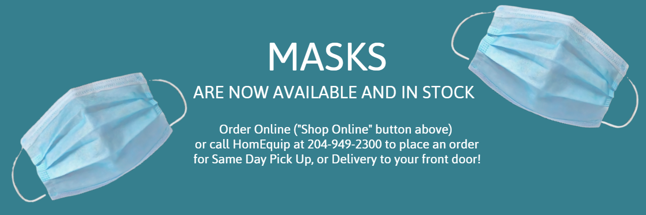 Masks Are Available